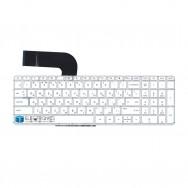 Клавиатура для HP Pavilion 17-f200 белая