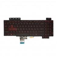 Клавиатура для Asus TUF Gaming FX505DT с подсветкой