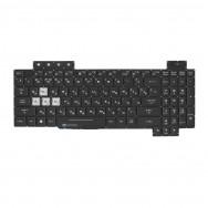 Клавиатура для Asus ROG Strix Scar II GL704GW с подсветкой