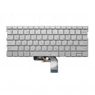 "Клавиатура для Xiaomi Mi Notebook Air 13.3"" серебристая"