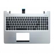 Топ-панель с клавиатурой для Asus K56