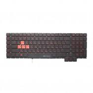 Клавиатура для HP OMEN 17-an100 с подсветкой