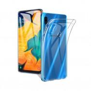 Чехол для Samsung Galaxy A20 SM-A205F / A30 SM-A305F силиконовый (прозрачный)