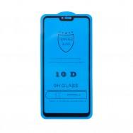 Защитное стекло Xiaomi Mi 8 Lite - черное