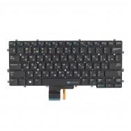 Клавиатура для Dell Latitude 7370 с подсветкой
