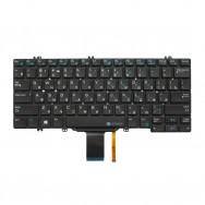 Клавиатура для ноутбука Dell Latitude 5280 с подсветкой