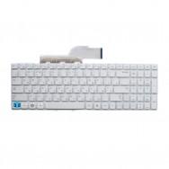 Клавиатура для SAMSUNG NP 300V5A белая