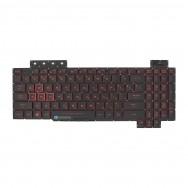 Клавиатура для Asus TUF Gaming FX504GE с подсветкой