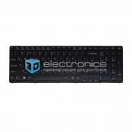 Клавиатура для Sony Vaio SVE15 черная с подсветкой