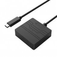"""Переходник USB Type-C - SATA 7+15 pin для HDD/SSD 2.5"""" (ORICO 27UTS)"""