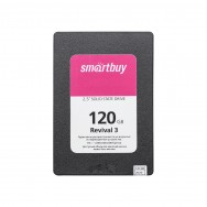 "SSD диск 2.5"" - Smartbuy Revival 3, 120Gb, SATA 6GB/s"