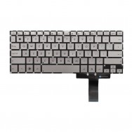 Клавиатура для Asus Zenbook UX31E серебристая