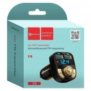 Автомобильное FM модулятор X8 Dream (USBx2;SD карта;Bluetooth)