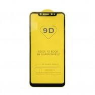 Защитное стекло Xiaomi Mi 8 - черное