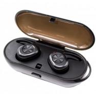 Гарнитура (стереонаушники) Bluetooth LY-03 черного цвета Dream