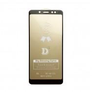 Защитное стекло Xiaomi Redmi 5 Plus - черное