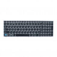 Клавиатура для ноутбука Lenovo B5400 серая рамка