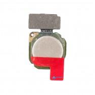 Датчик (плата) сканера отпечатка пальца Huawei P20 Lite - золотой