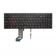 Клавиатура для Lenovo IdeaPad Y700-15ISK с подсветкой
