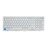 Клавиатура для Sony Vaio PCG-71911V белая