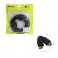 Кабель SMARTBUY HDMI - HDMI (2m) K-321