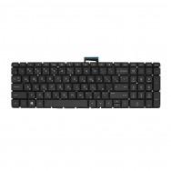 Клавиатура для ноутбука HP Pavilion 15-ak100 с подсветкой