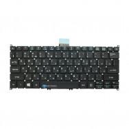 Клавиатура для ноутбука Acer Aspire E3-111 с подсветкой