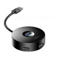 USB-концентратор Baseus round box USB HUB (CAHUB-F)