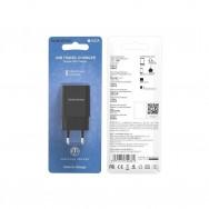 Сетевая зарядка BOROFONE BA20A на USB 2.1A черная