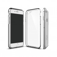 Чехол для iPhone 7 Plus / iPhone 8 Plus силиконовый (прозрачный)