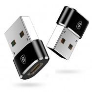 Адаптер, переходник Baseus USB Type-C - USB (CAAOTG)