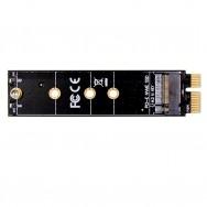 Адаптер для установки SSD M.2 (NVMe) в слот PCI-E 3.0 x1