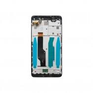 Дисплей + рамка в сборе Xiaomi Redmi Note 4X черный