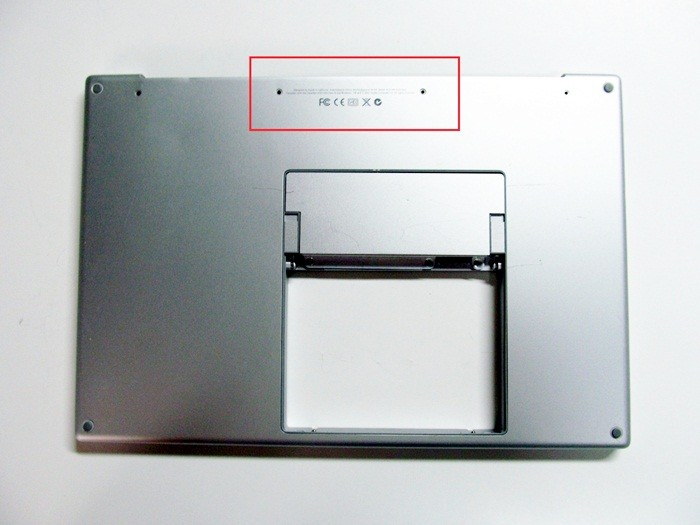как узнать модель ноутбука Apple